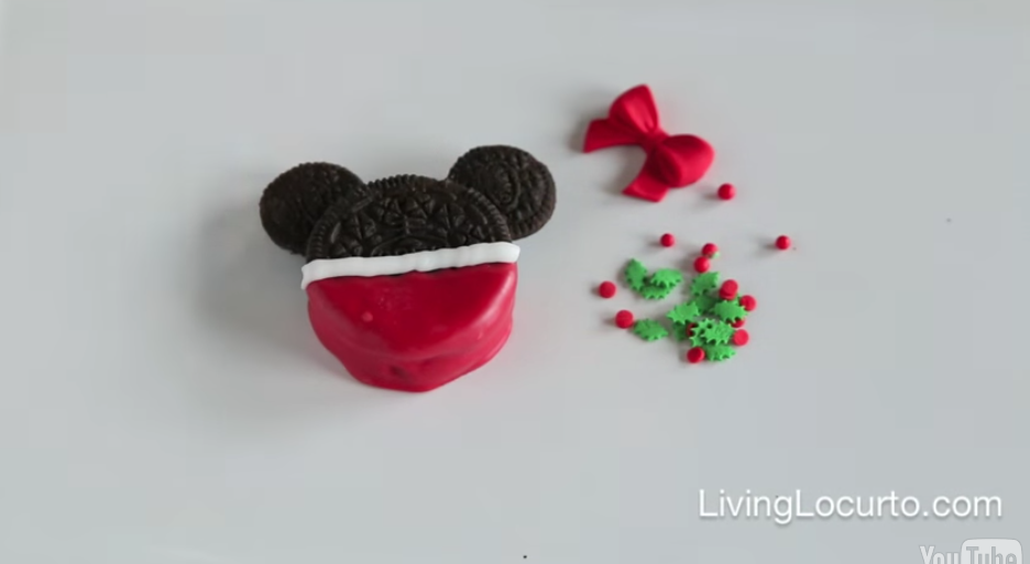 Mickey Minnie Mouse Christmas Cookies Mom Fave Online Community