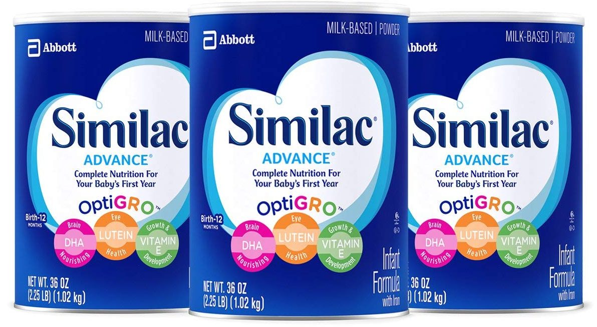 similac formula coupon