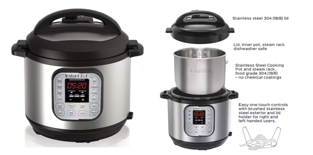 instant pot duo on sale