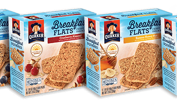 Breakfast Flats Coupon Deal Quaker