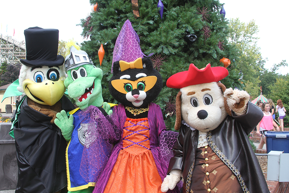 Halloween at Holiday World