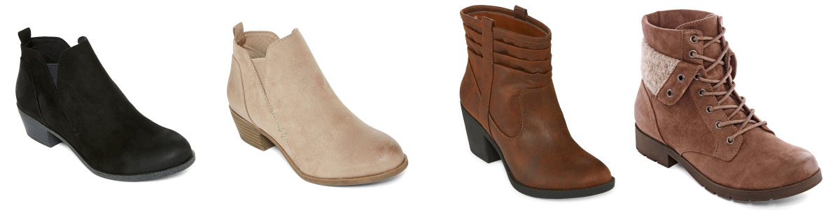 jcpenney arizona boots sale