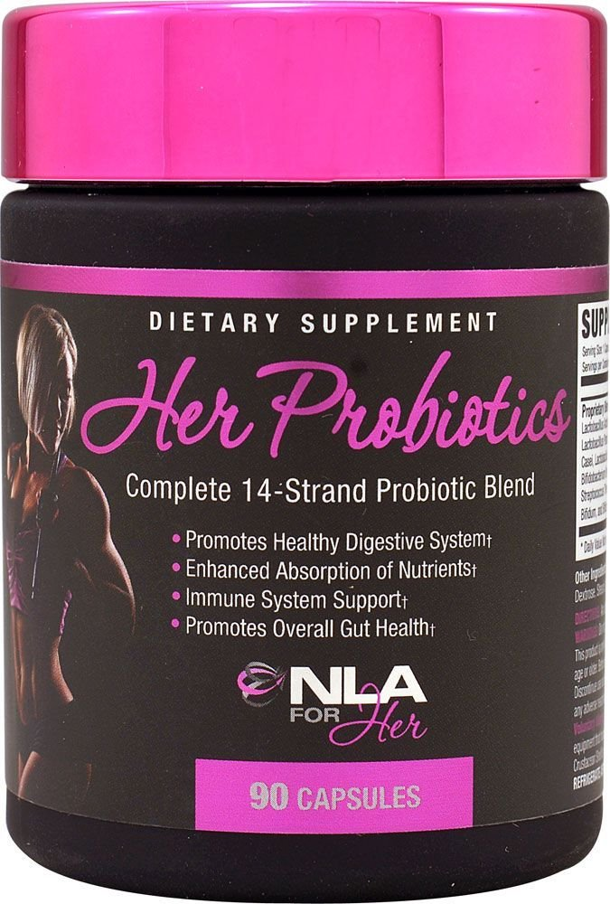 NLA for Her Probiotic