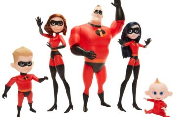 The Incredibles Toy Deals
