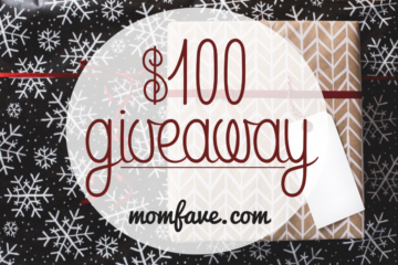 mom fave monthly giveaway
