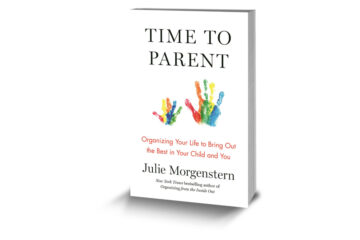Time to Parent Julie Morgenstern
