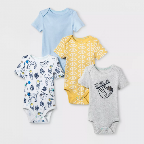 cloud baby bodysuites