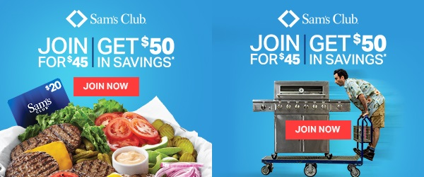 Sam's Club Membership Discount Deal