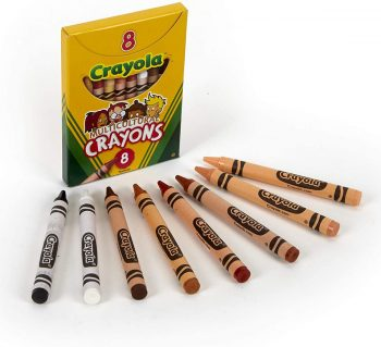 colors of the world crayola crayons amazon