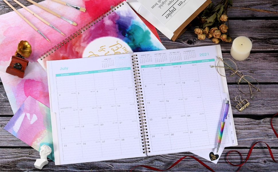 the best is yet to come 18-month planner
