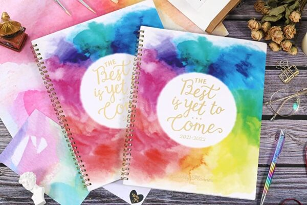 the best is yet to come 18 month monthly planner